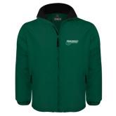 Dark Green Survivor Jacket-Northwest Bearcats w/ Cat
