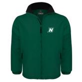 Dark Green Survivor Jacket-N