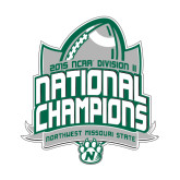 Small Magnet-2015 NCAA National Football Champs