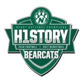 Large Magnet-History Shield Logo