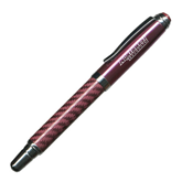 Carbon Fiber Pink Rollerball-Northwest Bearcats Engraved