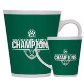 12oz Ceramic Latte Mug-NCAA DII Football Champions 2016
