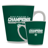 Full Color Latte Mug 12oz-NCAA Division II Mens Basketball Champions - Stencil