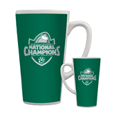 Full Color Latte Mug 17oz-2013 National Football Champions