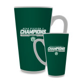Full Color Latte Mug 17oz-NCAA Division II Mens Basketball Champions - Stencil