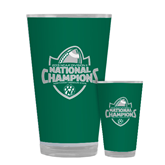 Full Color Glass 17oz-2013 National Football Champions