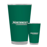 Full Color Glass 17oz-Northwest Bearcats