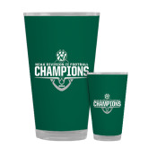 Full Color Glass 17oz-NCAA DII Football Champions 2016