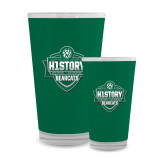 Full Color Glass 17oz-History Shield Logo