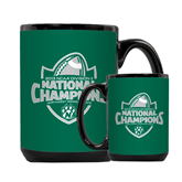 Full Color Black Mug 15oz-2013 National Football Champions