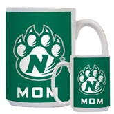 Mom Full Color White Mug 15oz-Official Logo