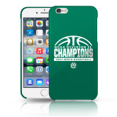 iPhone 6 Plus Phone Case-NCAA Division II Mens Basketball Champions - Half Ball