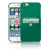 iPhone 6 Plus Phone Case-NCAA Division II Mens Basketball Champions - Stencil
