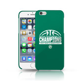 iPhone 6 Phone Case-NCAA Division II Mens Basketball Champions - Half Ball