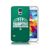 Galaxy S5 Phone Case-NCAA Division II Mens Basketball Champions - Half Ball
