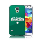 Galaxy S5 Phone Case-NCAA Division II Mens Basketball Champions - Stencil