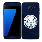 Samsung Galaxy S7 Edge Skin-Primary Athletic Mark