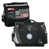 Slope Black/Grey Compu Messenger Bag-Primary Athletic Mark