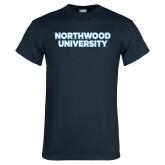 Navy T Shirt-Northwood University