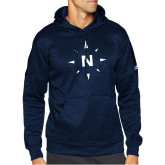 Adidas Navy Team Issue Hoodie-North Compass