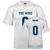Replica White Adult Football Jersey-Northwood