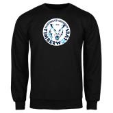 Black Fleece Crew-Primary Athletic Mark