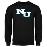 Black Fleece Crew-NU Athletic Mark