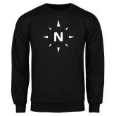 Black Fleece Crew-North Compass