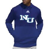 Adidas Royal Team Issue Hoodie-NU Athletic Mark