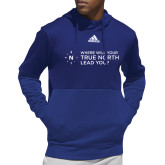 Adidas Royal Team Issue Hoodie-Where Will Your True North Lead You