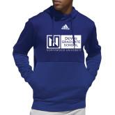 Adidas Royal Team Issue Hoodie-DeVos Graduate School