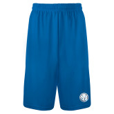 Performance Classic Royal 9 Inch Short-Primary Athletic Mark