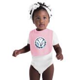 Light Pink Baby Bib-Primary Athletic Mark