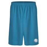 Performance Classic Light Blue 9 Inch Short-Primary Athletic Mark