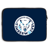 15 inch Neoprene Laptop Sleeve-Primary Athletic Mark