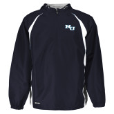 Holloway Hurricane Navy/White Pullover-NU Athletic Mark