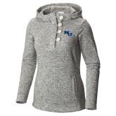 Columbia Ladies Darling Days Sea Salt Pullover-NU Athletic Mark