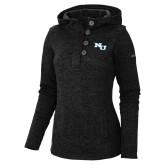 Columbia Ladies Darling Days Black Pullover-NU Athletic Mark