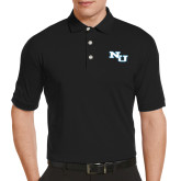 Callaway Tonal Black Polo-NU Athletic Mark
