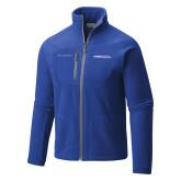 Columbia Full Zip Royal Fleece Jacket-Northwood University Timberwolves Wordmark