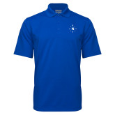 Royal Mini Stripe Polo-North Compass
