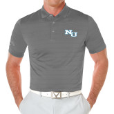 Callaway Opti Vent Steel Grey Polo-NU Athletic Mark