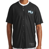 New Era Black Diamond Era Jersey-NU Athletic Mark