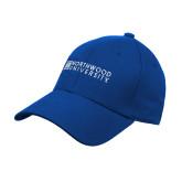 Royal Heavyweight Twill Pro Style Hat-Institutional Mark Horizontal