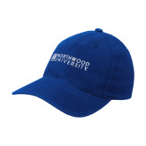 Royal OttoFlex Unstructured Low Profile Hat-Institutional Mark Horizontal