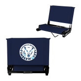 Stadium Chair Navy-Primary Athletic Mark
