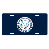 License Plate-Primary Athletic Mark