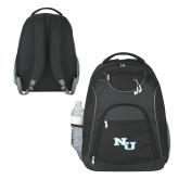 The Ultimate Black Computer Backpack-NU Athletic Mark