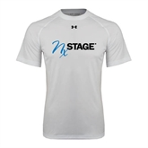 NxStage Under Armour White Tech Tee-