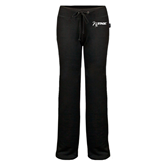 ENZA Ladies Black Fleece Pant-